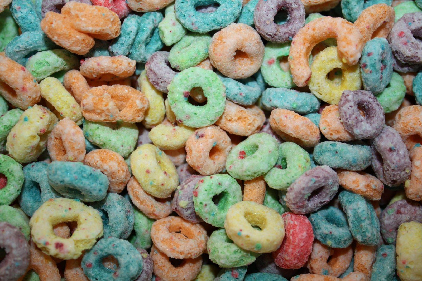 Sweet And Simple Things Fruit Loop Rainbow