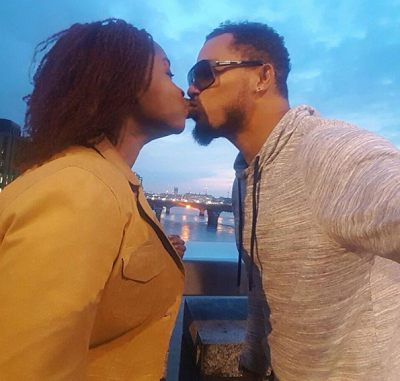 Van Vicker celebrates his wife as she turns 40 years old