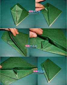 How to Fold an Origami Parrot: 14 Steps (with Pictures) - wikiHow | 280x222