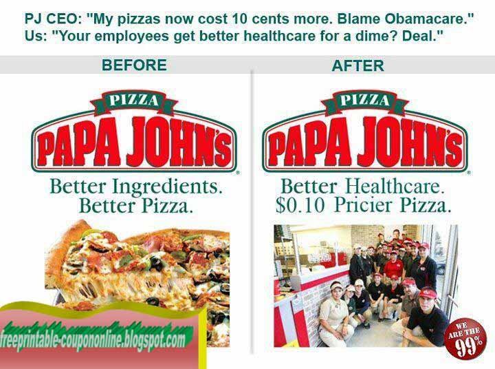 Joe's pizza coupons