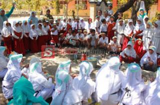 Kisah Inspiratif di Kelas Inspirasi Kecamatan Gondang 2017