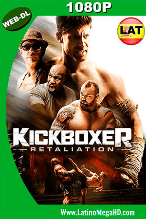 Kickboxer: Retaliation (2018) Latino HD WEB-DL 1080P - 2018