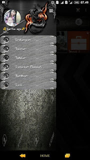 BBM Mod Metal New Version Apk Terbaru