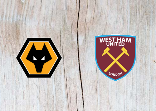 Wolves vs West Ham - Highlights 29 January 2019