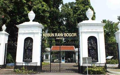 6 Kisah Misteri di Kebun Raya Bogor