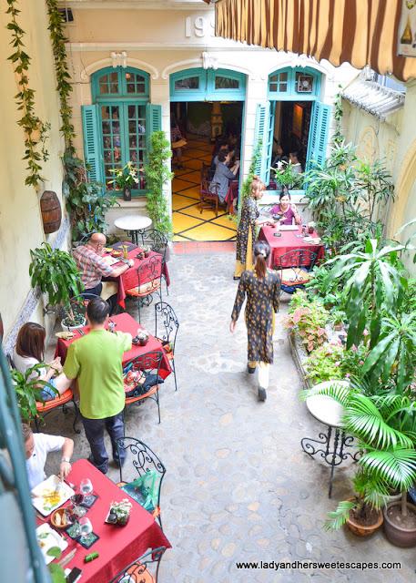 Green Tangerine Hanoi