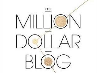 REVIEW - The Million Dollar Blog by Natasha Courtenay Smith