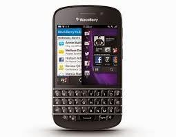 Cara Cek Versi OS Blackberry