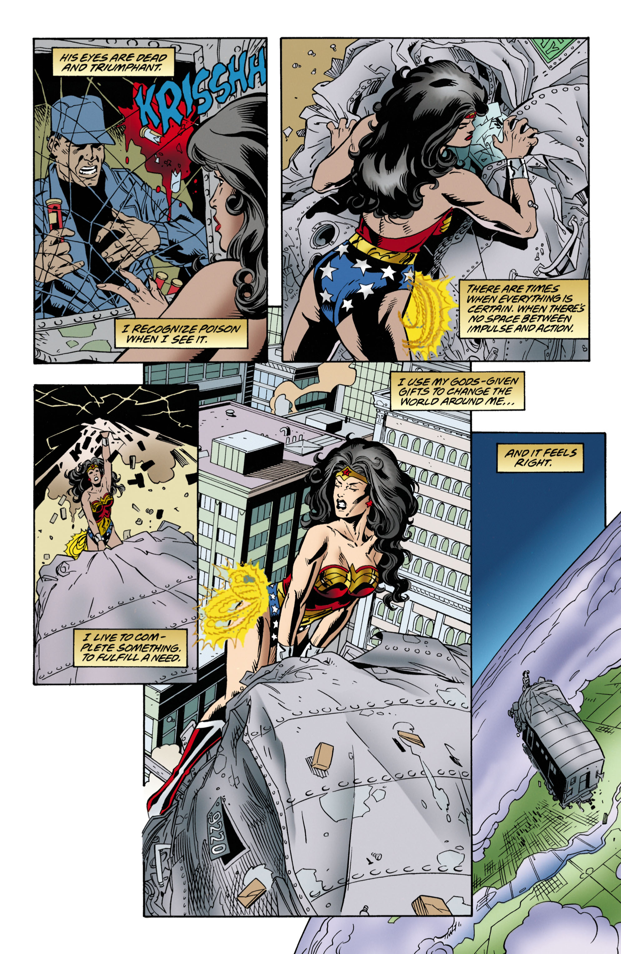 Read online Wonder Woman (1987) comic -  Issue #139 - 15