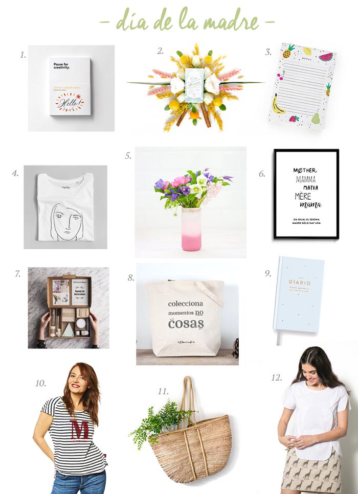 12 Regalos para el Día de la Madre