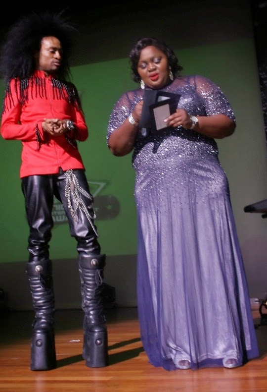 P67A0532 Red carpet photos from 2014 Nigeria Entertainment Awards