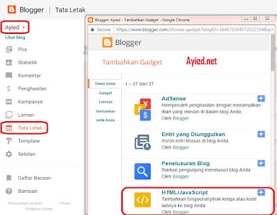 Cara Mudah Membuat Widget FansPage Facebook Melayang di BlogSpot