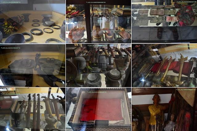 Koleksi Museum Kete Kesu Tana Toraja || JelajahSuwanto