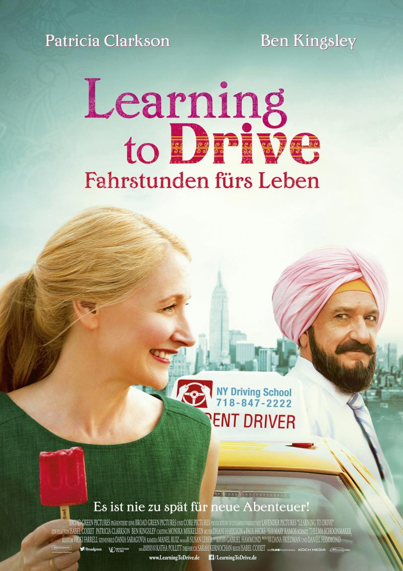 Assistir Learning to Drive – Legendado