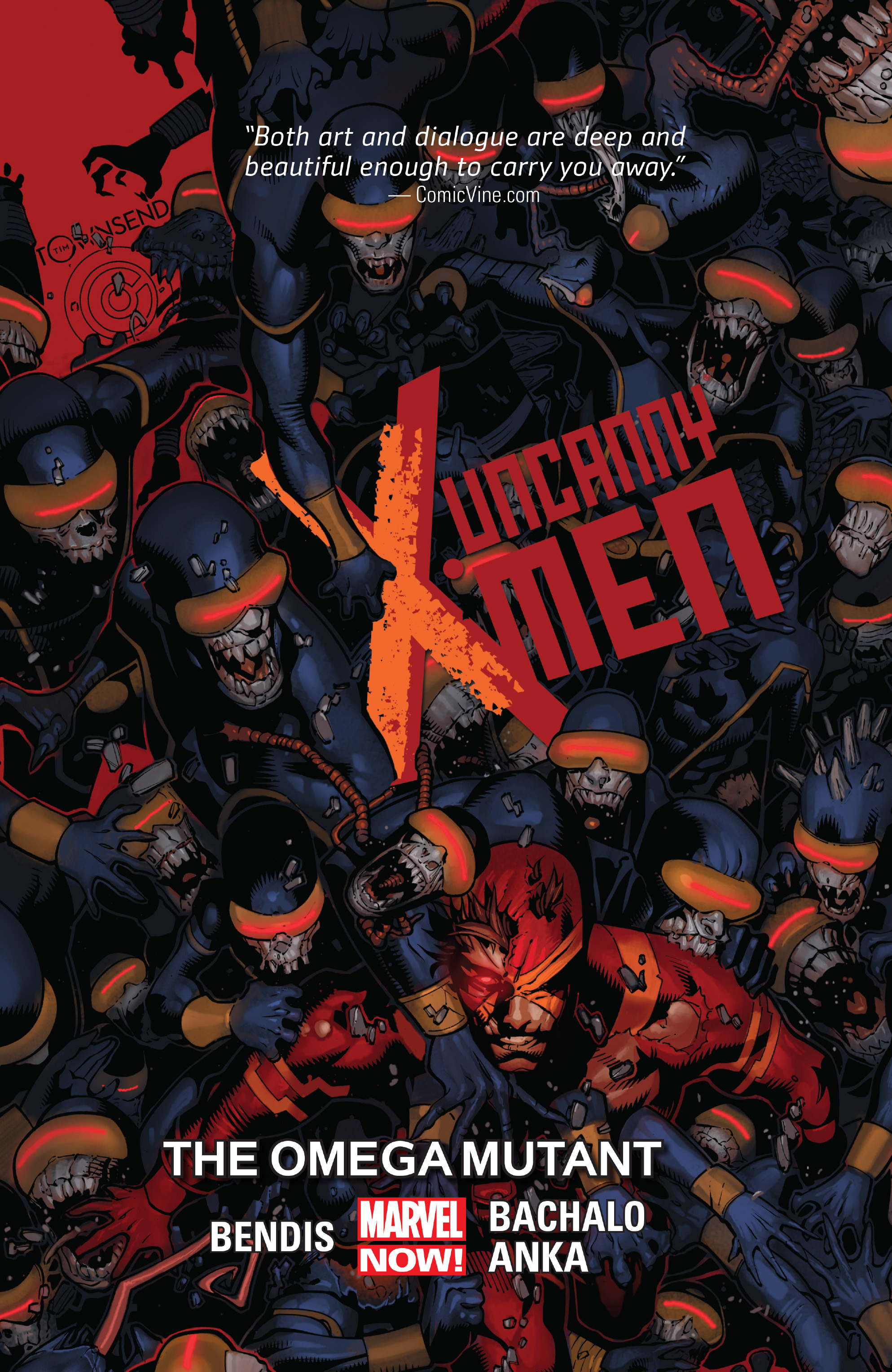 Read online Uncanny X-Men (2013) comic -  Issue # _TPB 5 - The Omega Mutant - 1