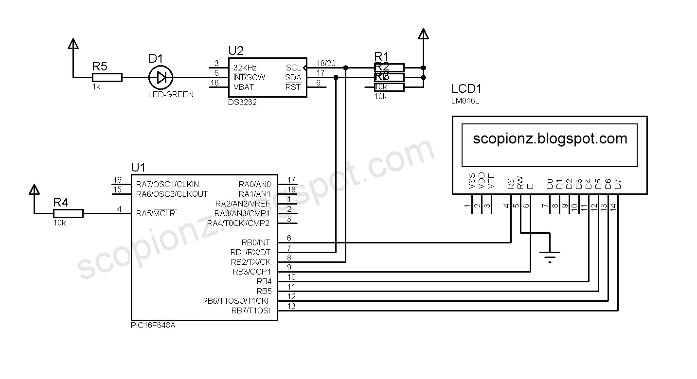 Scorpionz - Electronic Circuits and Microcontroller Projects