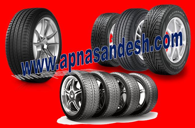 टायर काला क्यों होता है - Why does the wheel be black