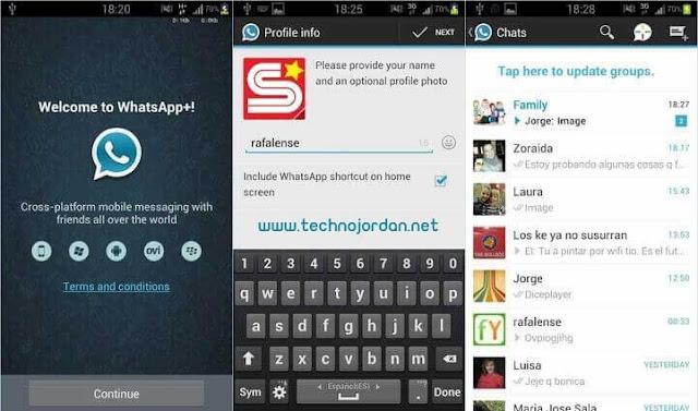 whatsapp plus - تحميل واتساب بلس ، ميزات واتساب بلس ، تنزيل واتساب بلس