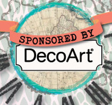 DecoArt Sponsor Badge
