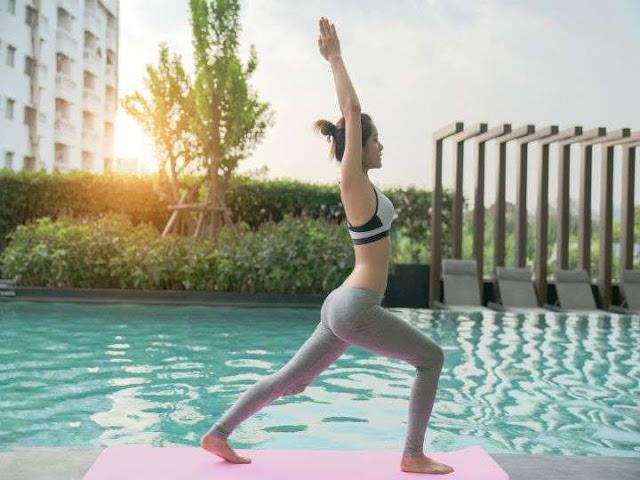 Rutina de ejercicio que puedes hacer durante un viaje