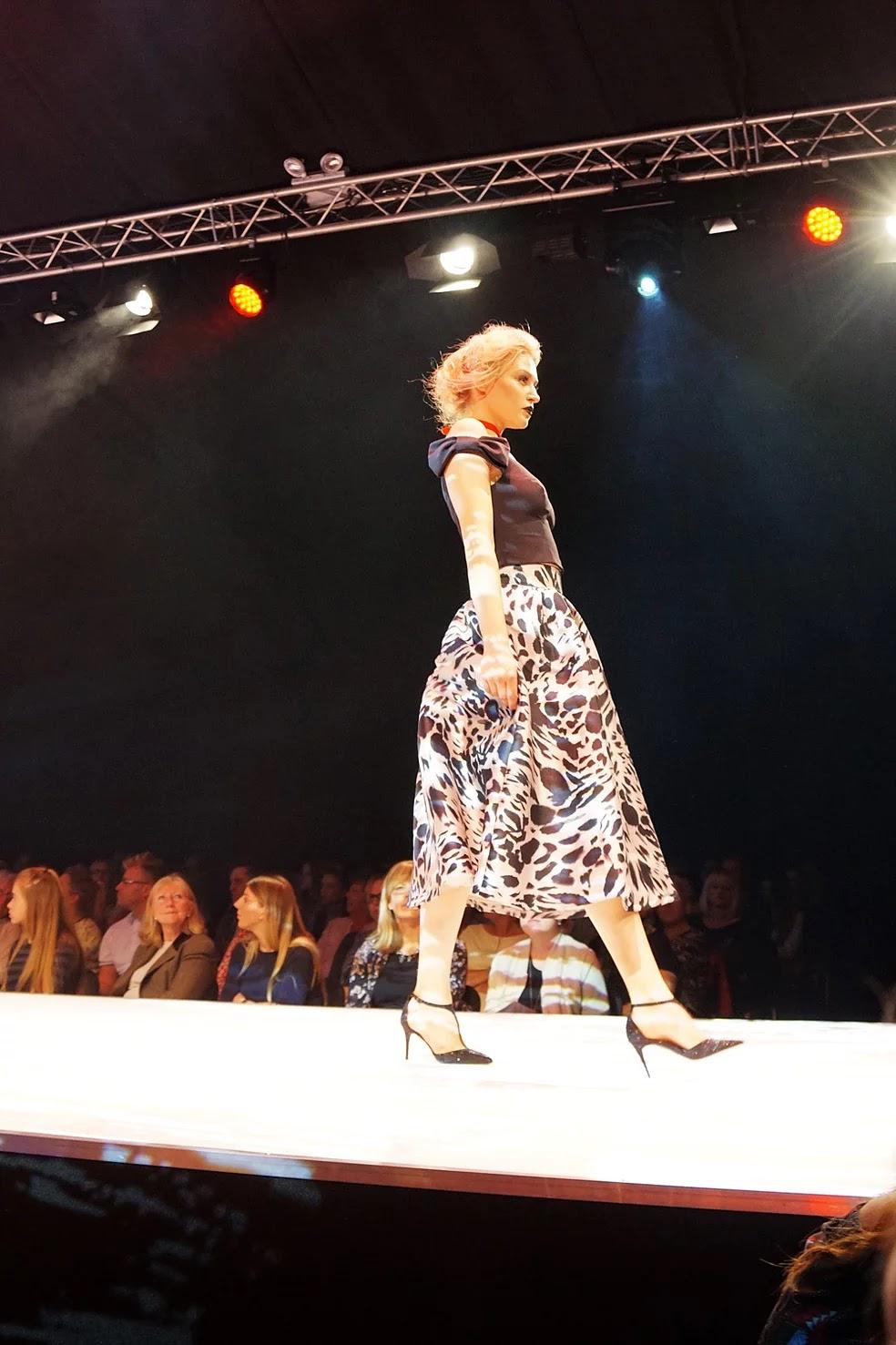 Bristol Fashion Week AW16 fashion trend - gothic