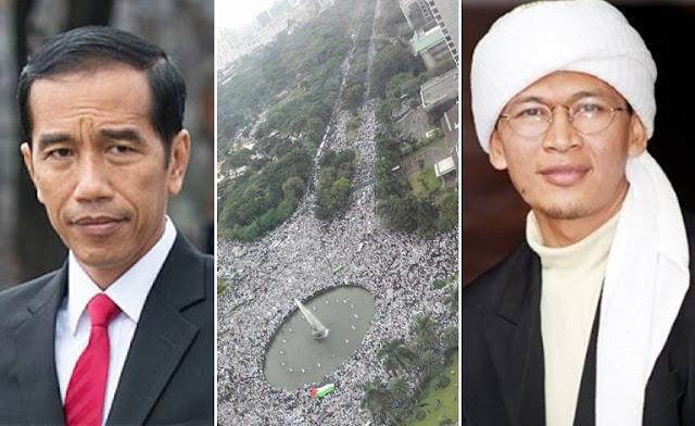 Jokowi - Aa Gym
