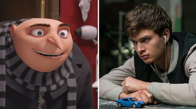 Weekend Box Office: 'Despicable Me 3' No. 1