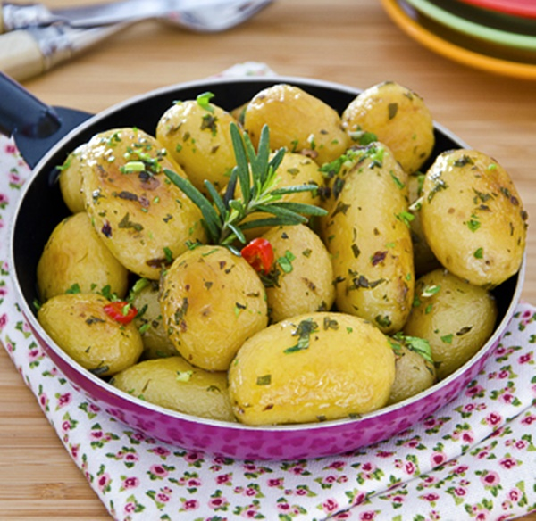 Patate Novelle Alle Erbe