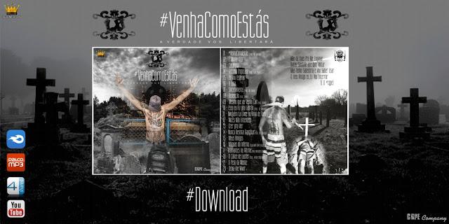 Rapper L.O Lança seu Novo Álbum #VenhaComoEstás