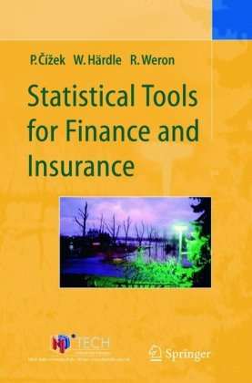 Statistical tools for finance and insurance
