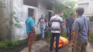 Penemuan Mayat di Pasar Tavip, Kapolsek Binjai Kota : Kami Sudah Melakukan Olah TKP