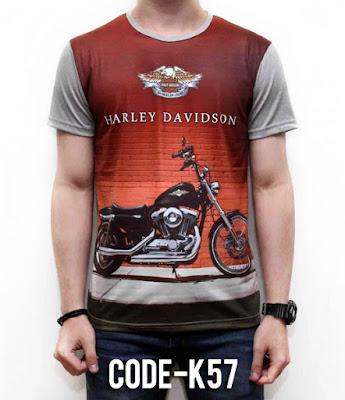 Kaos Harley Davison