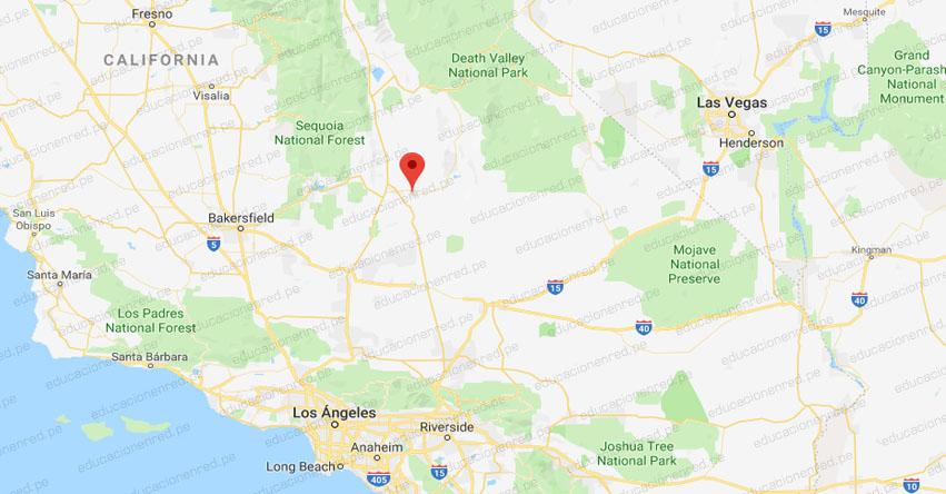 TERREMOTO EN ESTADOS UNIDOS: Sismo de Magnitud 7.1 y Alerta de Tsunami (Hoy Viernes 5 Julio 2019) Temblor EPICENTRO - Los Ángeles - California - USGS