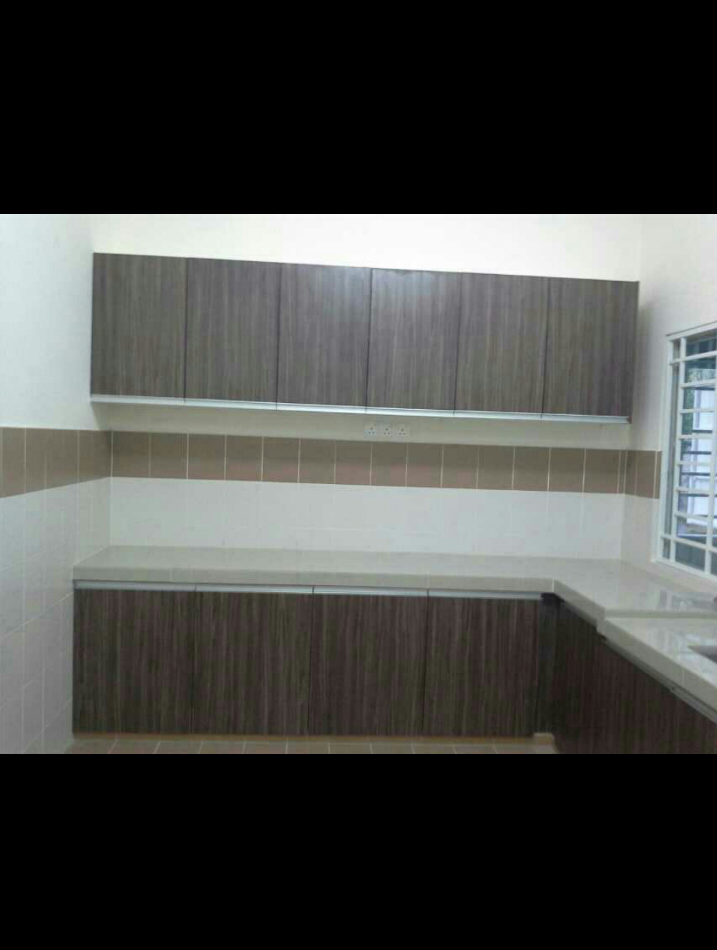Renovation kitchen cabinet factory promosi harga for Harga kitchen cabinet 2016