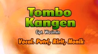 Lirik Lagu Tombo Kangen