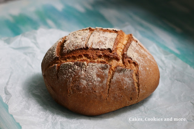 Caraway Bread Recipe - Kümmelbrot