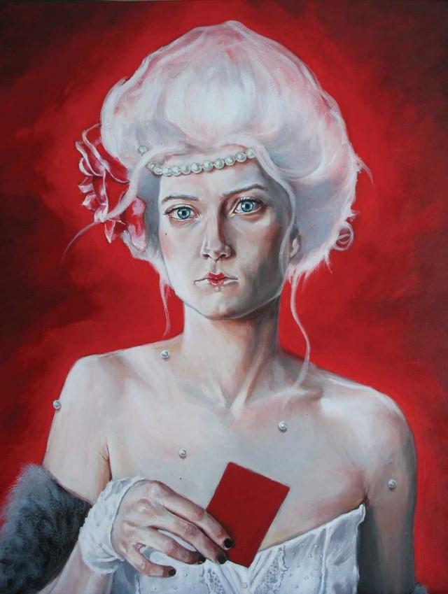 Портреты сильных женщин. Edith Lebeau 23