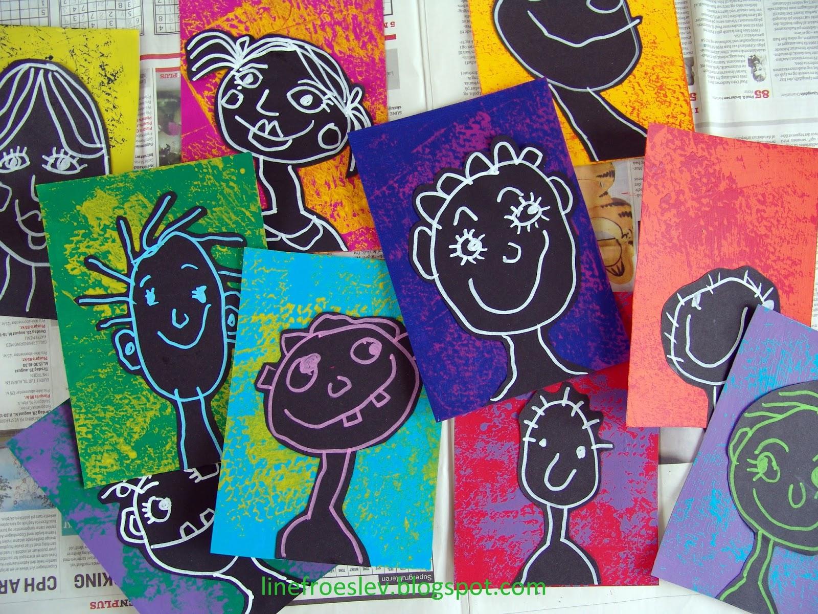 Pibterest Cast Ideas For Kids: Line Frøslev: Smæk, Smæk, Smæk