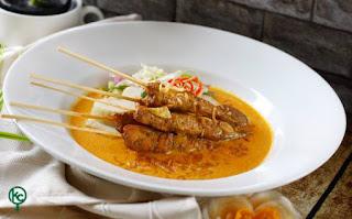 sate acar kuah kari -kreasi chef indonesia