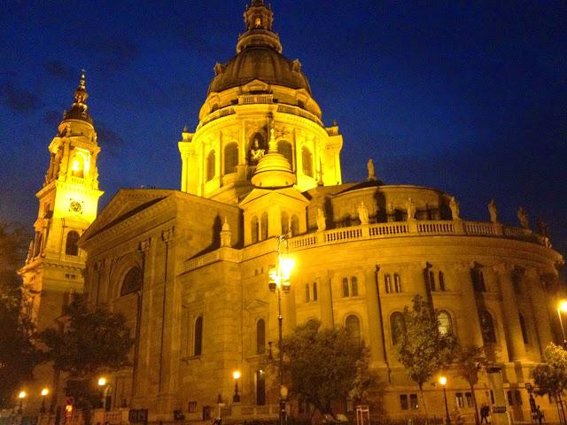 basílica budapest