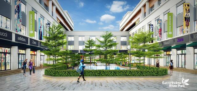 Eurowindow River Park sở hữu không gian sống đẳng cấp