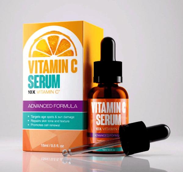 Cantik Tak Perlu Suntik Dengan Vitamin C Serum Annona My