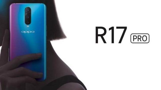 Oppor R17 Pro presentado en China