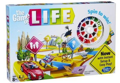game of life sweepstakes susan s disney family you can be a winner at the game of 1320