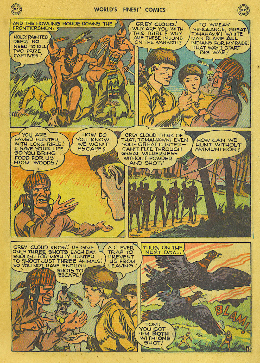 Read online World's Finest Comics comic -  Issue #34 - 19