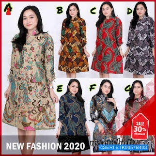 BTK0057B403 Dress Batikwaow M BMGShop