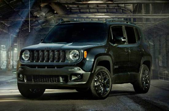 2017 Jeep Renegade Dawn Of Justice