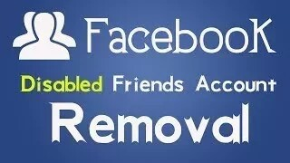 How To Remove Disable Facebook Friends By One Click (Using Android)