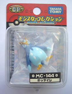 Prinplup Pokemon Figure Takara Tomy Monster Collection MC series