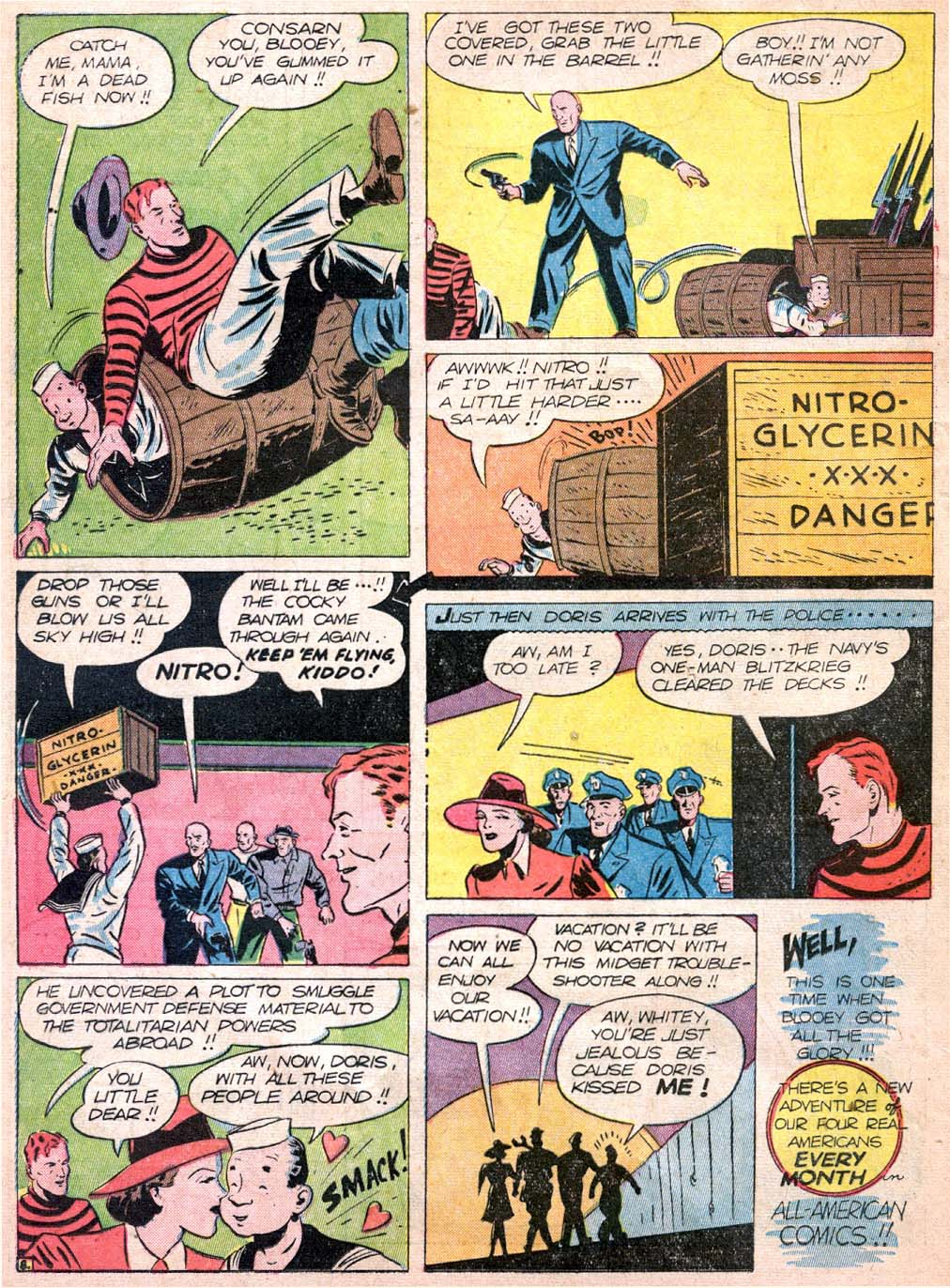 Read online All-American Comics (1939) comic -  Issue #32 - 38